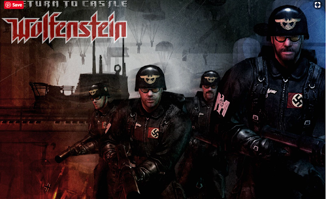 Download Free Return To Castle Wolfenstein Enemy Territory Full PC Game