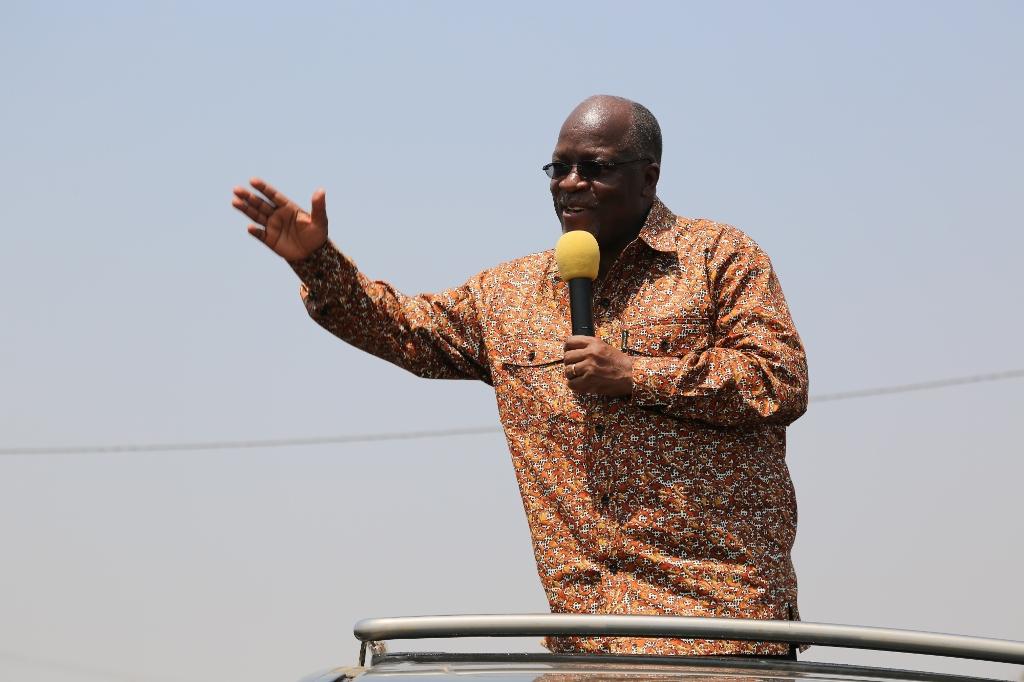 Dkt. John Pombe Magufuli
