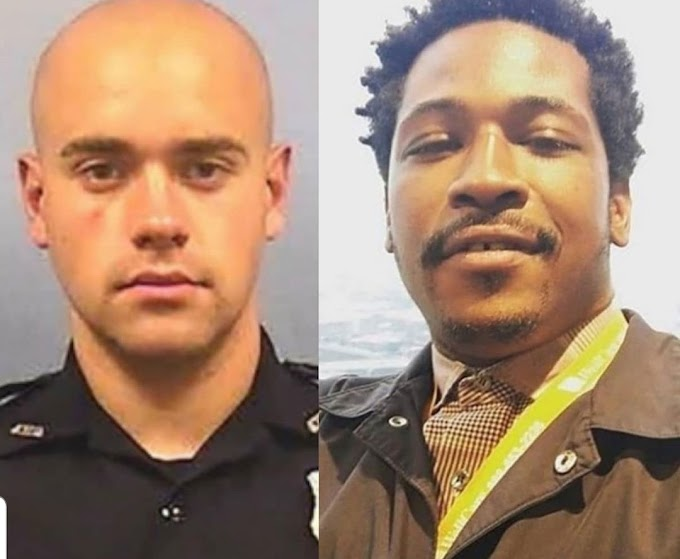 Atlanta police officer who shot Rayshard Brooks charged with felony murder