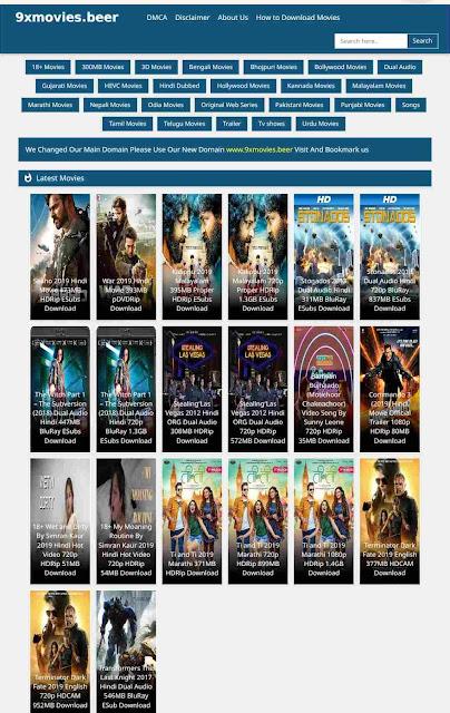9xmovies 2019: Bollywood hindi, Hollywood movies download