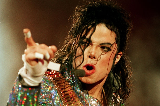 Lirik Lagu In The Back ~ Michael Jackson