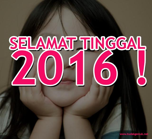 SELAMAT TINGGAL 2016 !