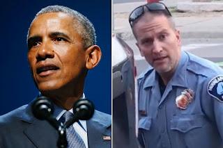 barack obama statement on george floyd