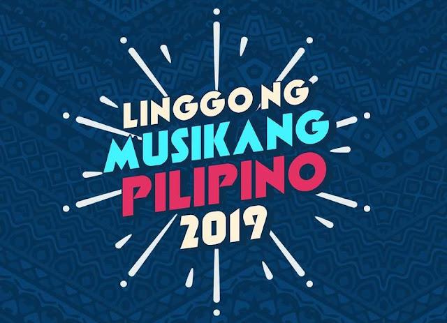 Linggo ng Musikang Pilipino 2019