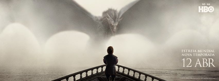 Novo trailer de Game of Thrones, quinta temporada