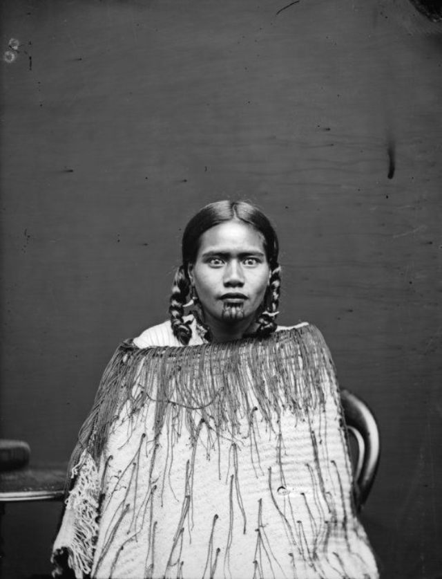 Famous Maori People: Moko Kauae: 30 Incredible Portraits Of Maori Women With