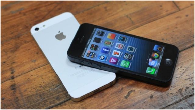 kiểm tra màn hình iphone 5
