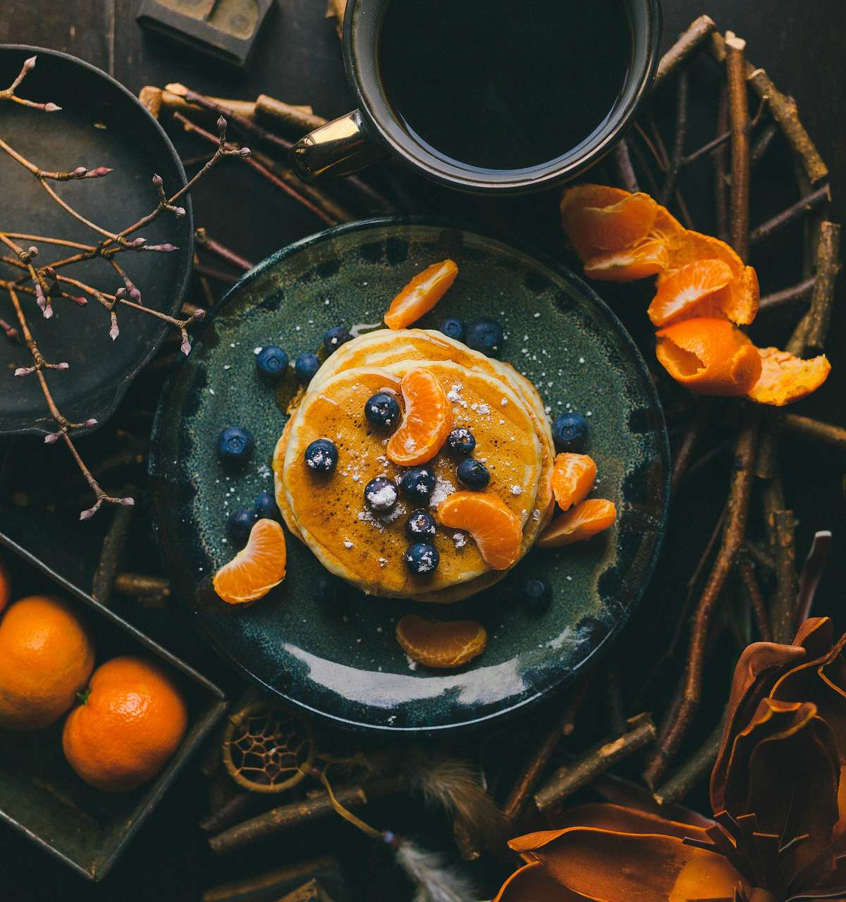 Food blogs with eye catching photography