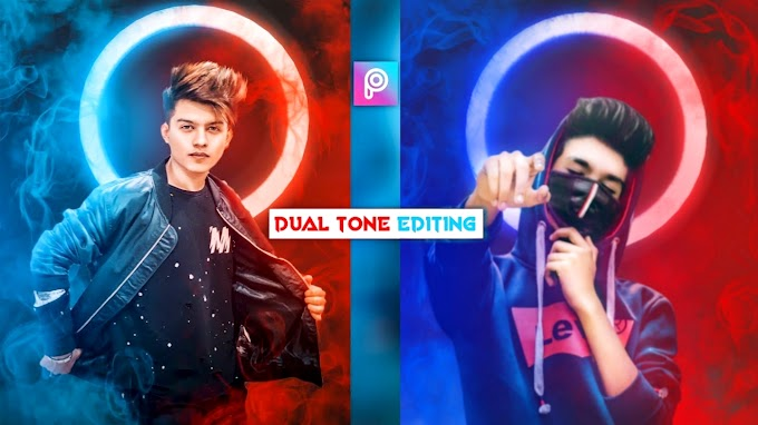 Picsart Dual Tone Effect Editing। Png And Background Free Download By Hero Editing