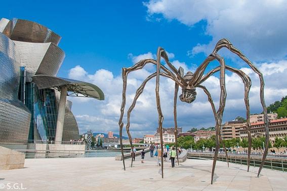 El museo Guggenheim. Bilbao en un fin de semana
