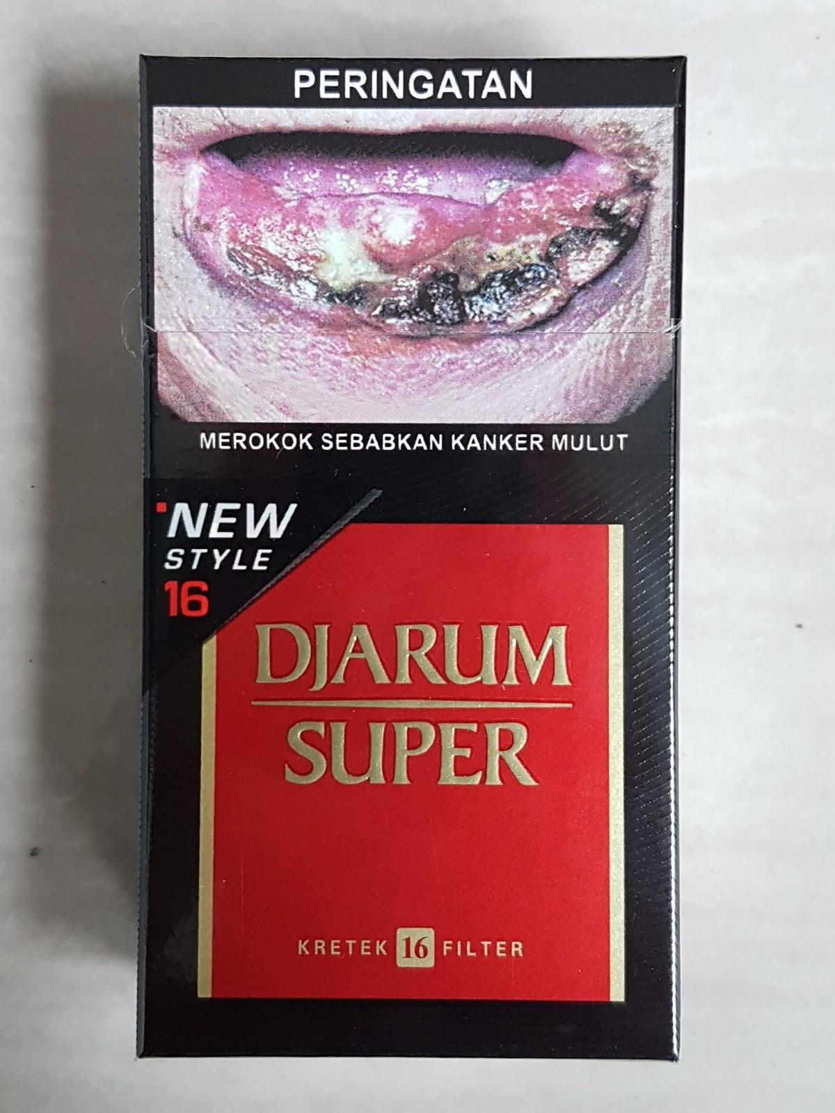 rokok djarum super