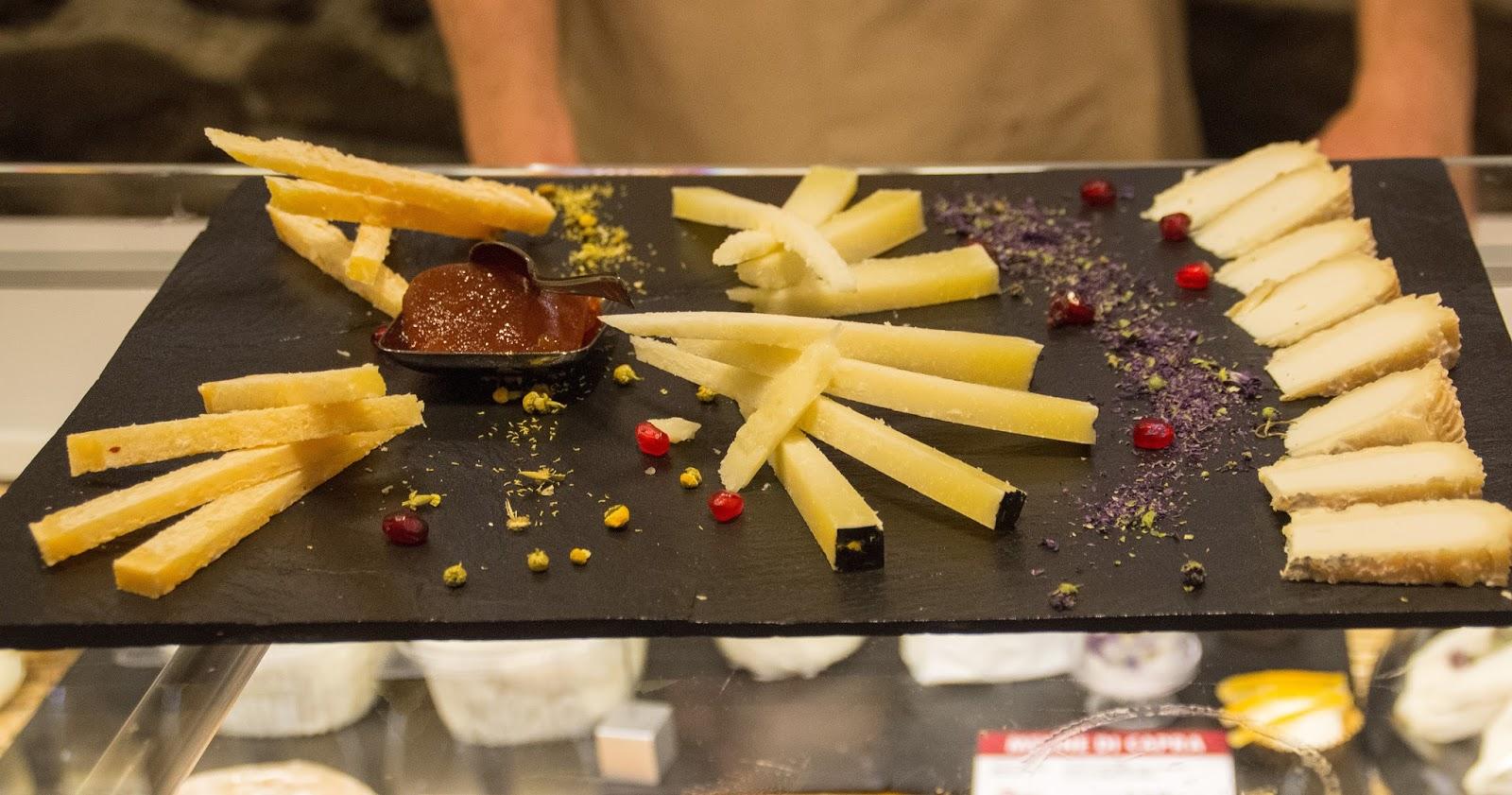 Cheese on Secret Food Tour Rome