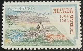 Nevada Statehood US