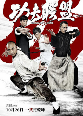 Huyền Thoại Kung Fu-Kung Fu League (2018)