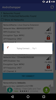Tutorial – Como descobrir senha de Wi-fi com o aplicativo AndroDumpper pelo android. – APK MOD HACKER