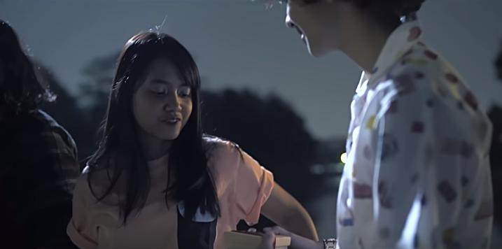 Video Musik Kau Yang Sembunyi - Hanin Dhiya (Official Music Video)