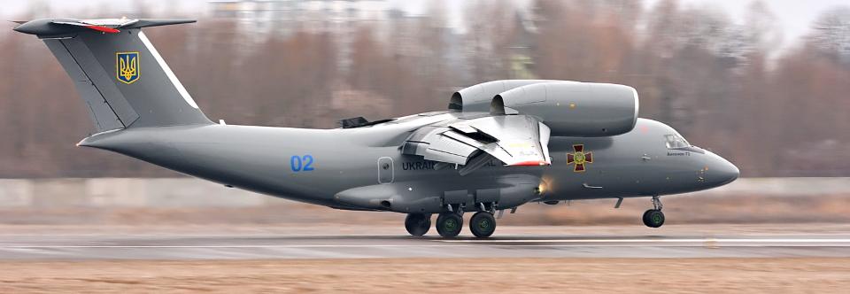 Міноборони завершує узгоджувати контракт на Ан-178, а наступного року закуплять ще й Ан-74