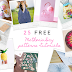 25 FREE Mother's Day Projects