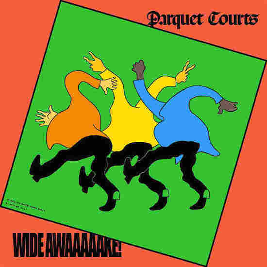 Parquet Courts @ The Phoenix, Sunday