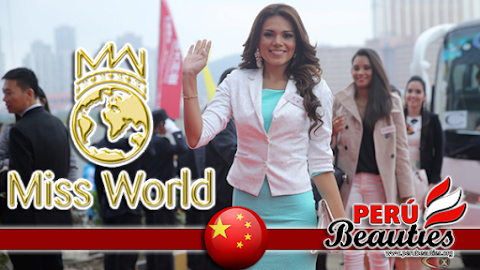 Arrival in Zhuhai! - Miss World 2015