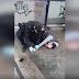 Video: Policía de Tel Aviv detuvo a un hombre hombre sospechoso de violar la orden de aislamiento