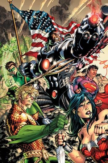 Cyborg superhéroe de DC Comics