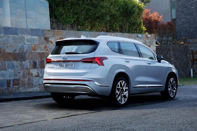 Hyundai Centa Fe 2021