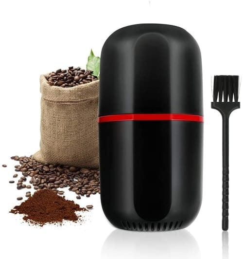 Global-store Electric Spice Coffee Grinder