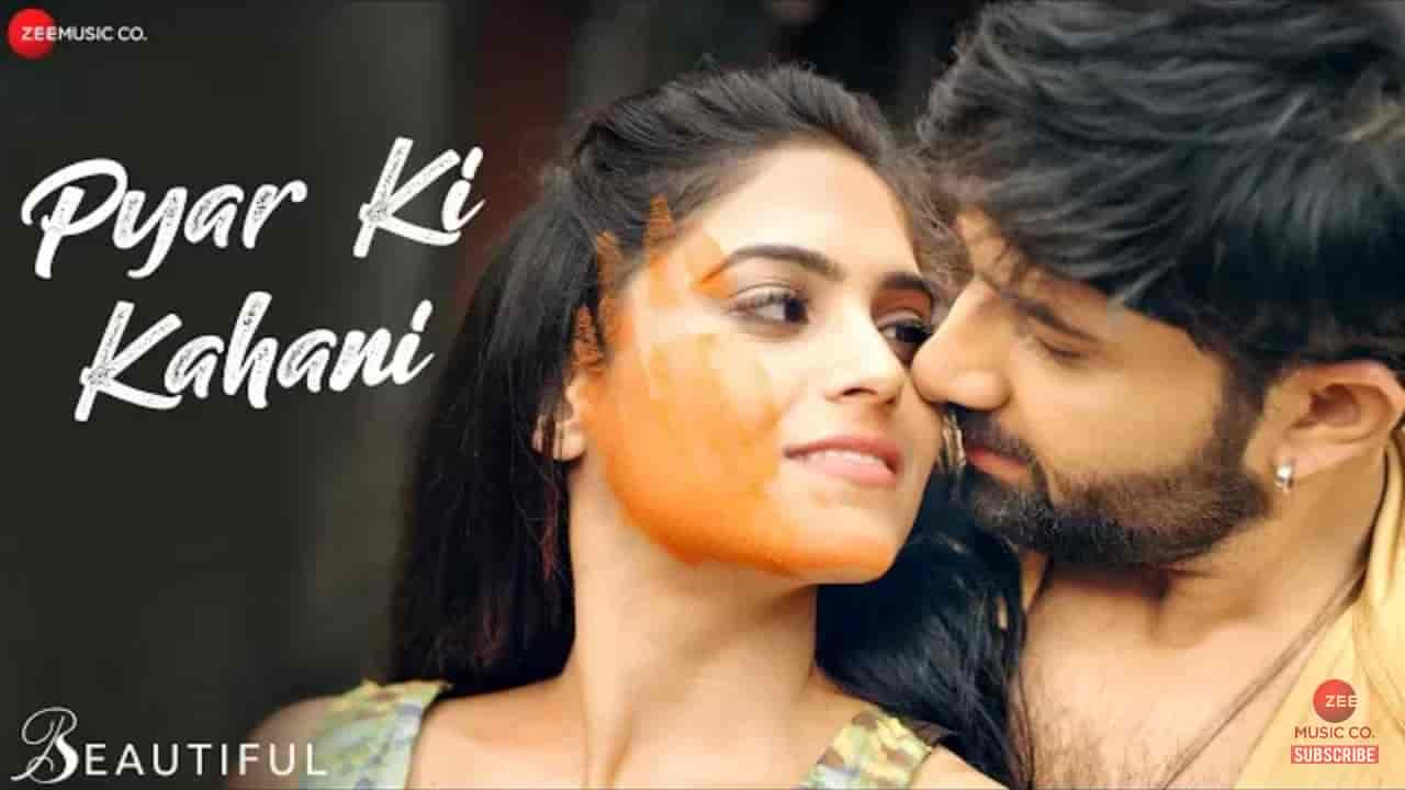 Pyar Ki Kahani Song Images From Movie Beautiful