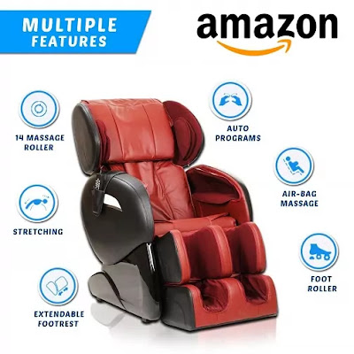 Best Massage Chairs for Home in India: July 2021 Reviews and Prices