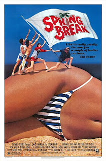Spring Break 1983 movie poster