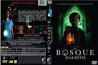 The Hole in the Ground - El Bosque Maldito - Cover - DVD