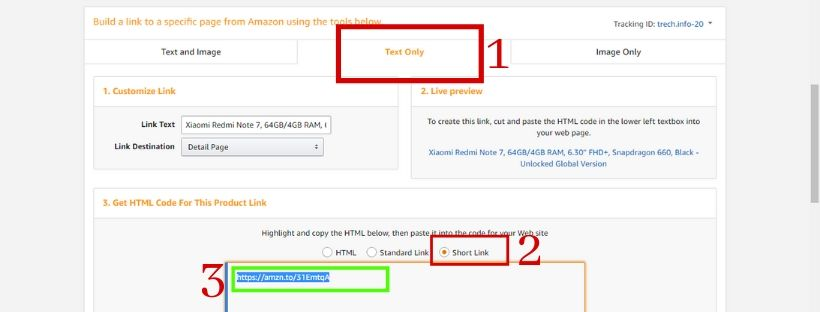 how to setup amazon affiliate