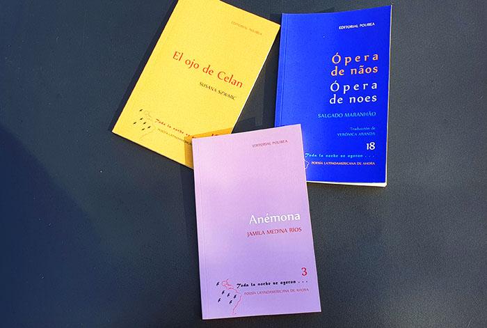 «Anémona» de Jamila Medina Ríos (Polibea)