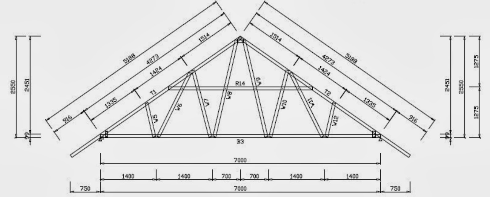 Inspiration 38 Kuda Kuda Kayu Bentang 9 Meter Minimalist Home Designs