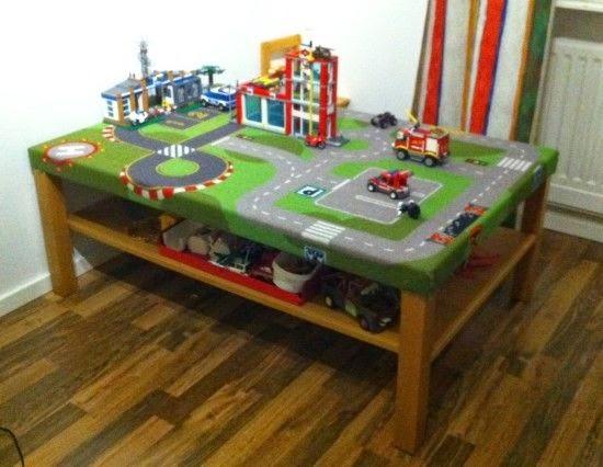 Design craft ikea hacks per bambini - Tavolino per bambini ikea ...