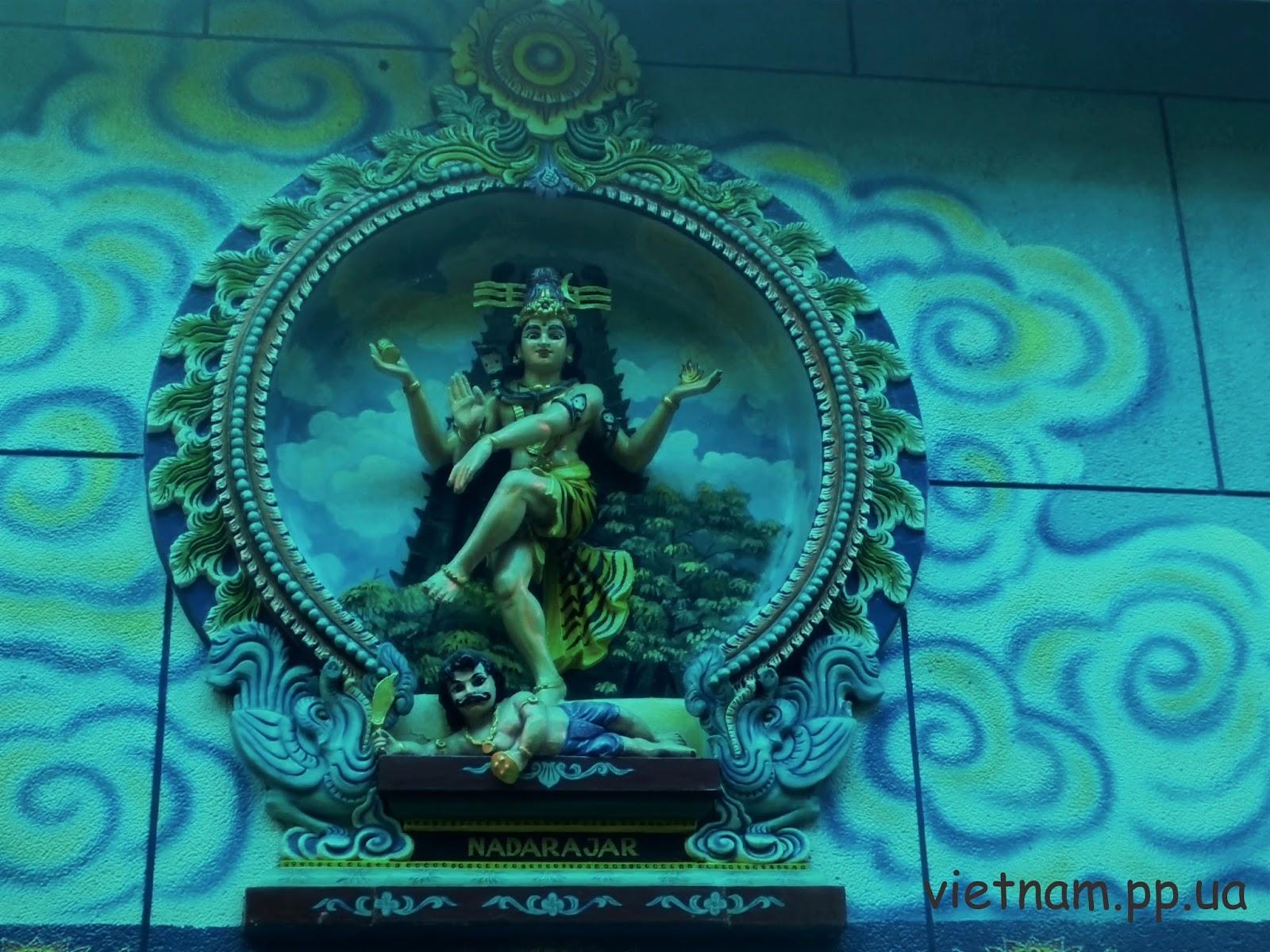 Божество хинди:Nadaarajar