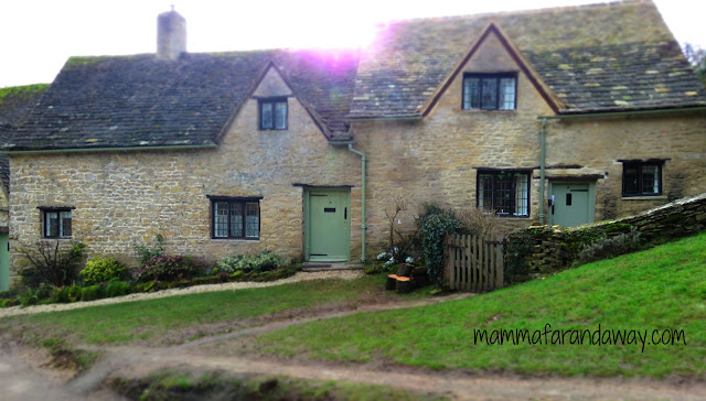 case tipiche inglesi