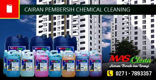Supplier Alat Cleaning Jawa Tengah Chemical Cleaning