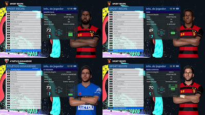 PES 2017 Professional Patch 2017 v6 Update BR Season 2019/2020