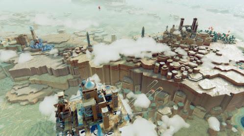Airborne Kingdom gameplay