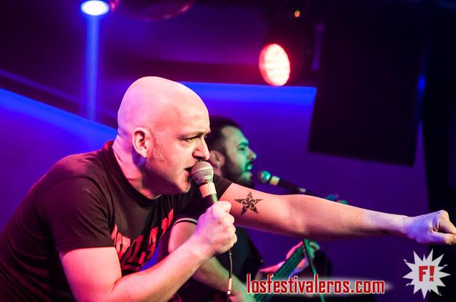 Juantxo Skalari y la Rude Band