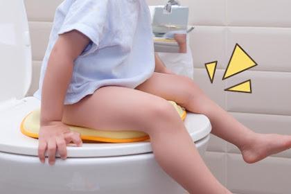 Si Kecil Siap Menjalani Potty Training?