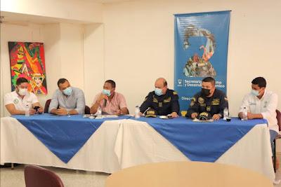 hoyennoticia.com, Distrito de Riohacha y Dimar firmaron convenio de colaboración