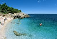Sommerurlaub an der Adriaküste.