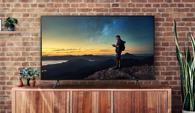 "43"" UHD 4K Samsung Smart TV NU7090 Series 7"