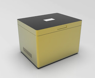 Mini Refrigerator_