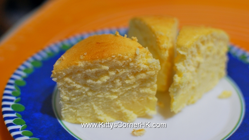 Souffle Cheese Cake 梳乎厘芝士蛋糕 自家烘焙 食譜 home baking recipes