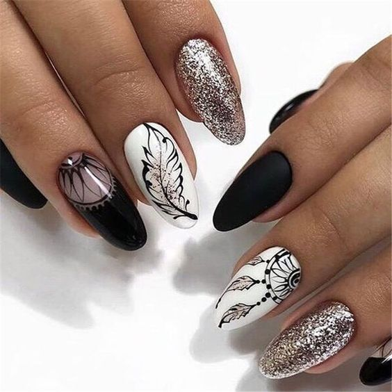SUMMER NAIL ART INSPIRATION