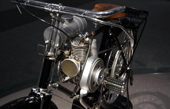 Honda Type-A prototype - front detail